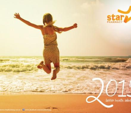 Star Pharmacy – Calendar