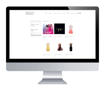 Brooklyn's Finest – Website
