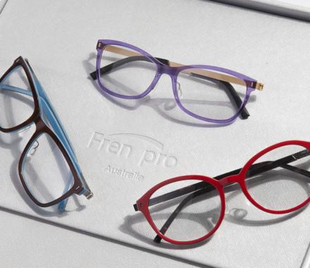 FrenPro Eyewear – Photography