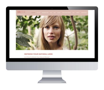 Dr. Jodie Website & Launch Campaign